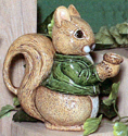 FORM C2511, SQUIRREL TEAPOT